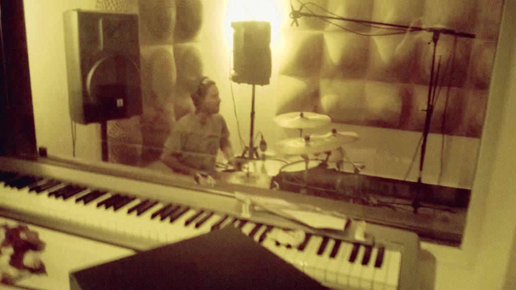 Chirak recording session @ Kawati Studios