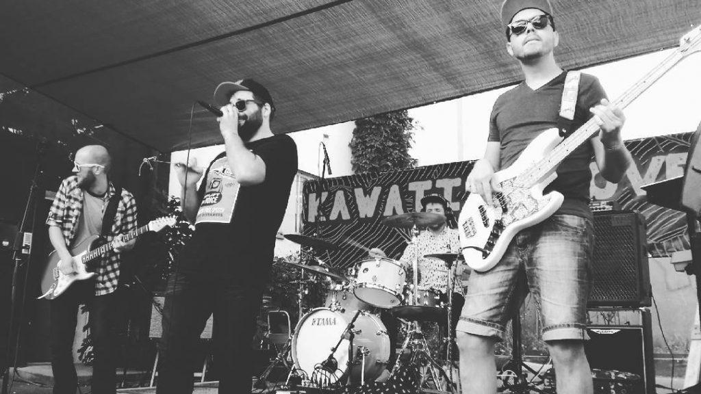 DOGS au Kawati Groove Festival