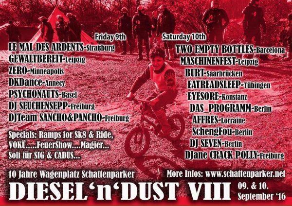 DieselnDust