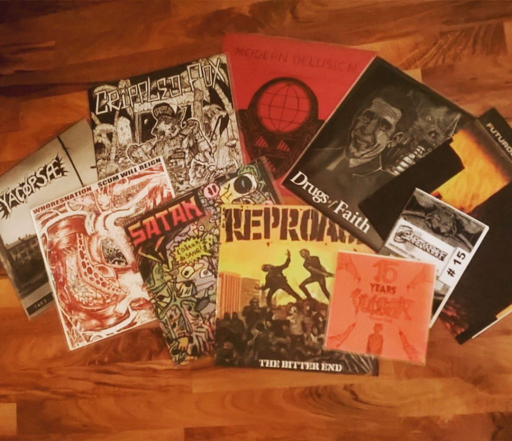 New stuffs in the Itawak Records distro !
