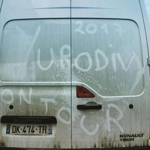 Yurodivy on Tour...