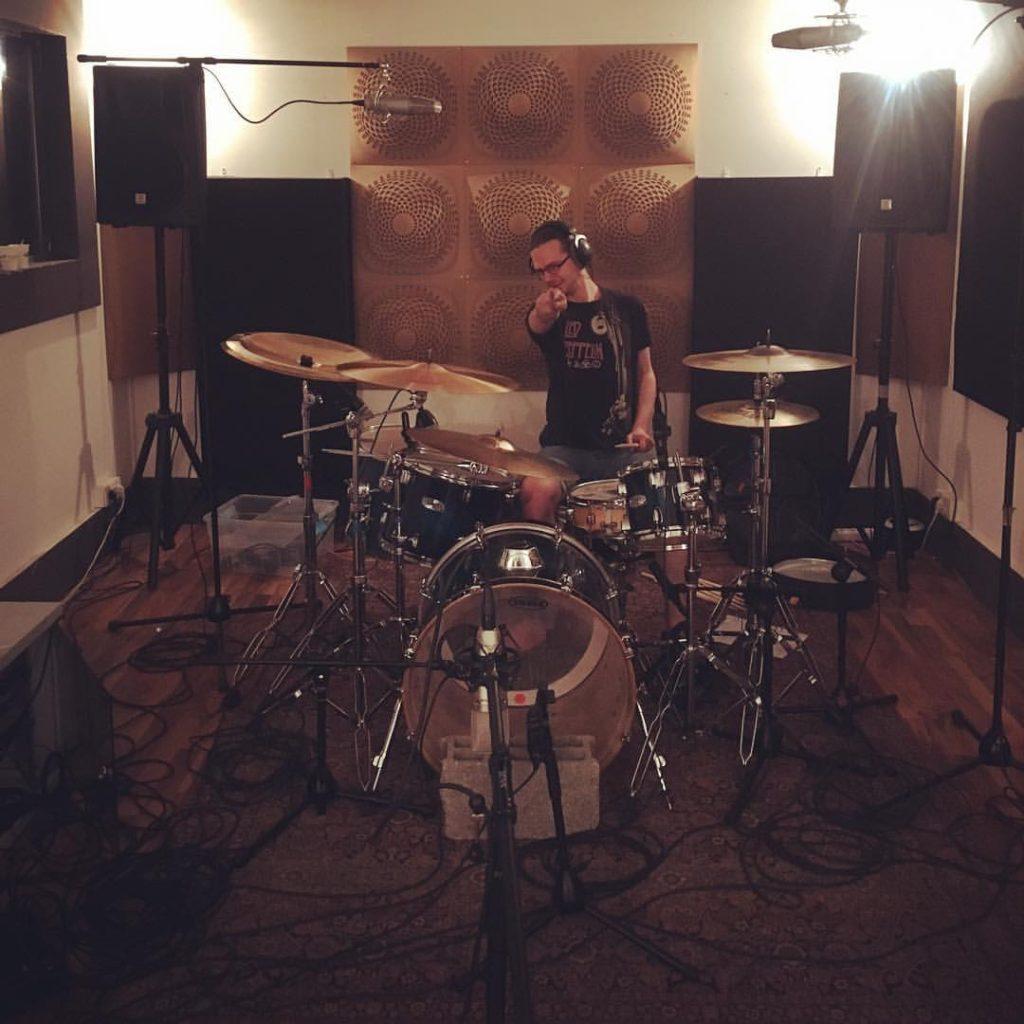 LMDA in studio